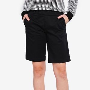 Banana Republic Black Shorts Size 8